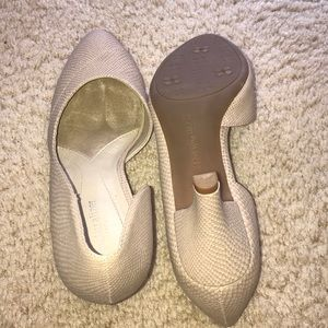 Heeled shoes from Naturalizer. Once used.